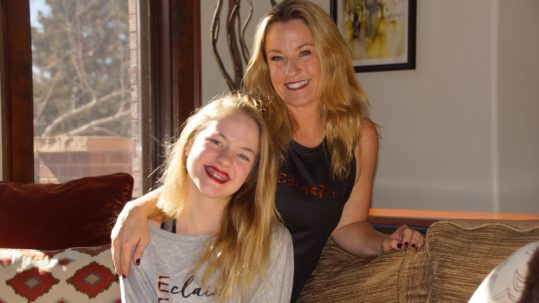 It's not always easy to connect with a teenage daughter, but REB3L Fitness client Angela thinks dancing with her daughter has brought them closer together. Check out her story on the REB3L blog